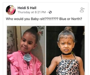 funny, memes, and north west image