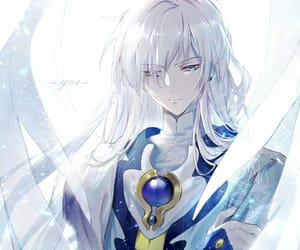 yue, anime, and anime boy image