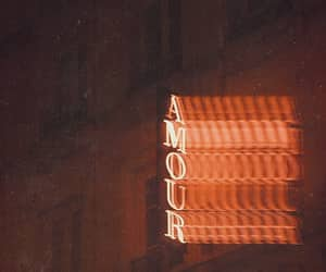 amour and neon image