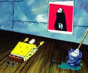 album, music, and spongebob image