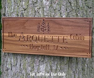 etsy, family name sign, and carved wooden sign image