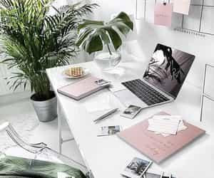 aesthetics, desk, and girl image