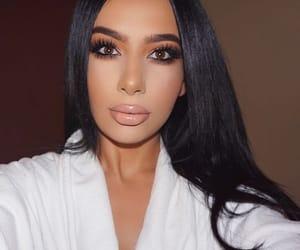 arab, artist, and beauty image