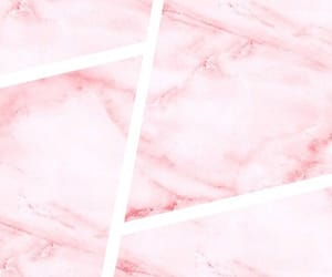 pink, marble, and wallpaper image