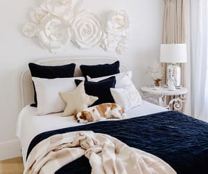 beautiful, bedroom, and chic image