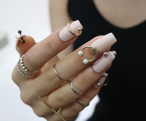 article, nail art, and nails image
