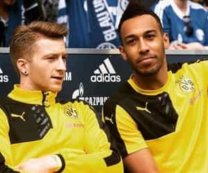football, football player, and borussia dortmund image