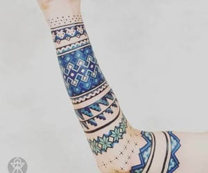 arm, cool, and ethnic image