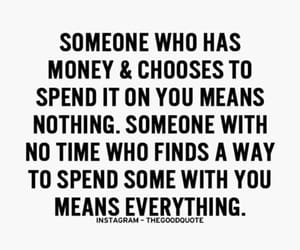 love quotes, money, and cute image