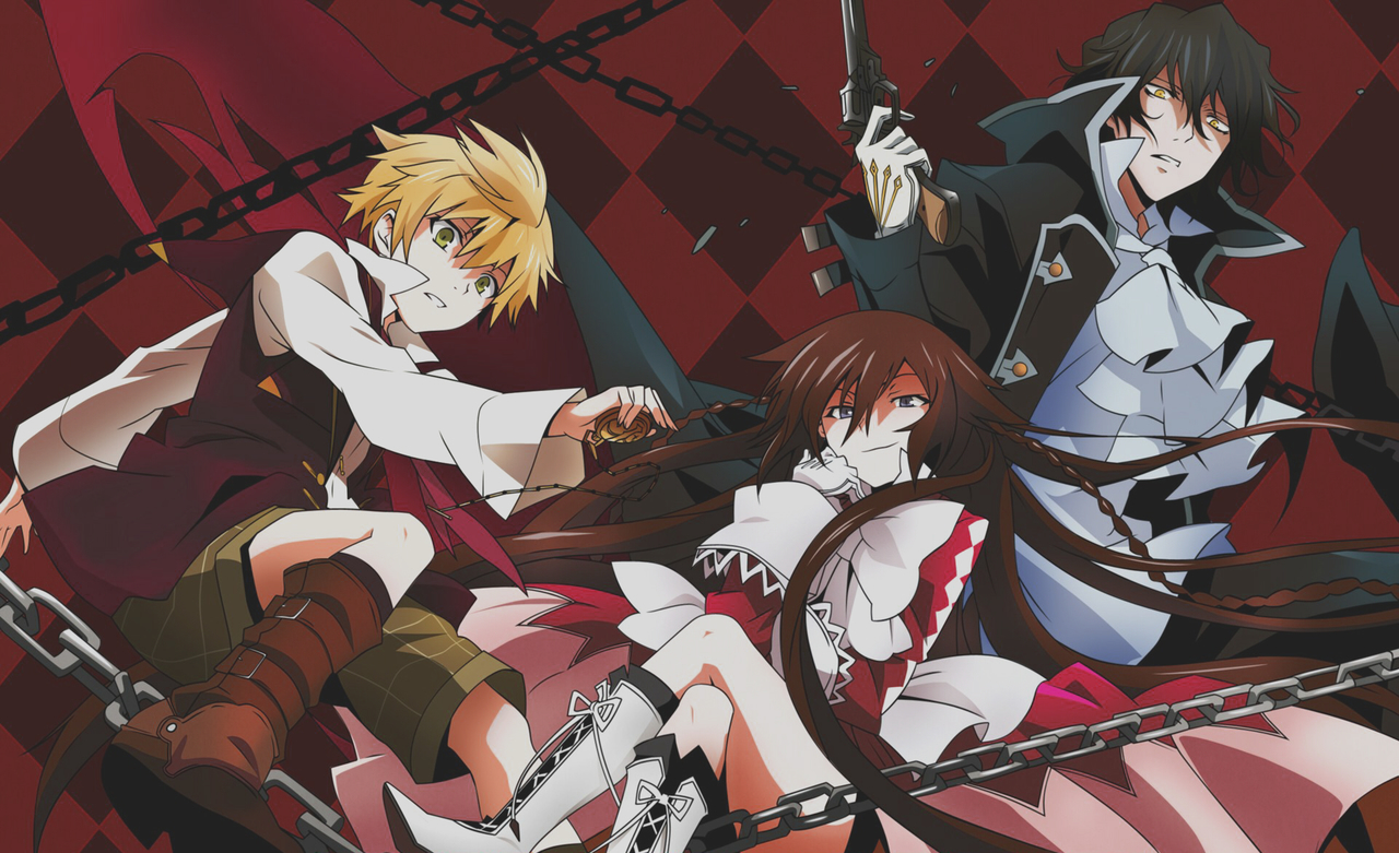 anime, pandora hearts, and alice image