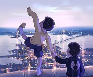 anime, fanart, and goodnight image
