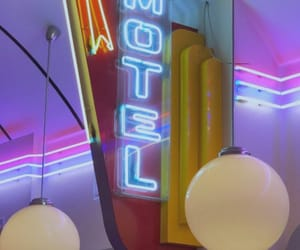 aesthetic and motel image