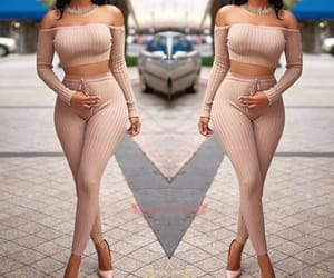 body, curvy, and hourglass image