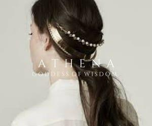athena, beautiful, and beauty image
