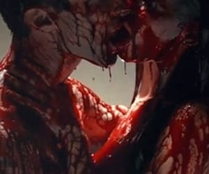 blood, love, and couple image