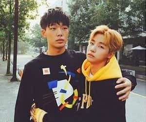 bobby, Ikon, and jinhwan image