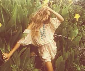 beauty, boho, and hippie image