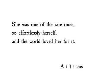 quotes, life, and atticus image