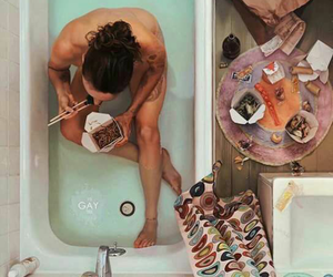 larry stylinson and Harry Styles image