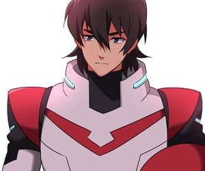 anime, Voltron, and keith image