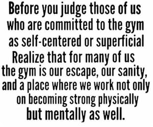 fitness, gym, and quotes image