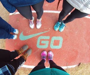fitness, running, and track and field image