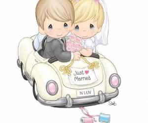 bride and precious moments image