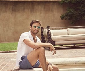 armie hammer, handsome, and Hot image