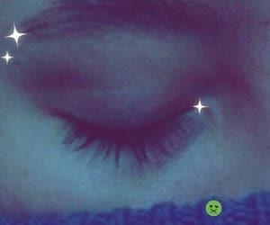 broken heart, eyes, and madrugada image