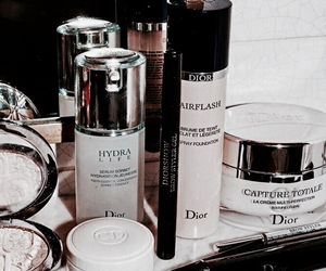 beauty, dior, and luxury image