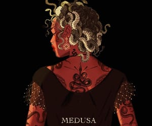 art and medusa image