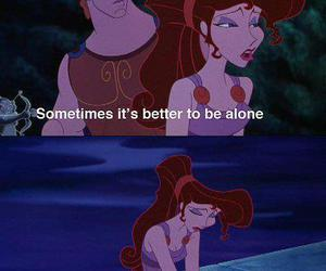 hercules, alone, and disney image