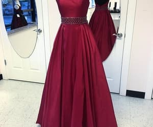 prom dress, Prom, and prom2018 image
