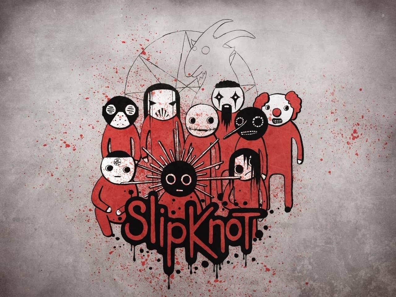 slipknot and metal image