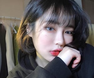 asian, girl, and korean image