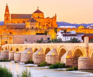 andalucia, beautiful, and bridge image