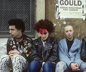 90s, goth, and punk image