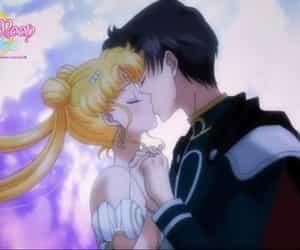 sailor moon, anime, and sailor moon crystal image