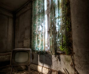 abandoned, creepy, and decay image
