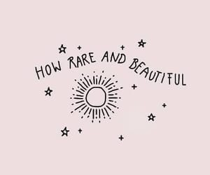 quotes, stars, and sun image