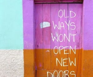 door and quotes image