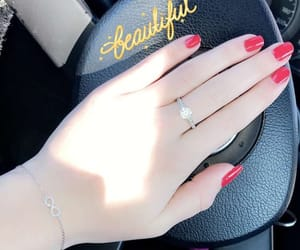nails, amour, and beautiful image
