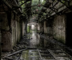 abandoned, creepy, and explore image