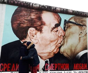 berlin, travel, and east side gallery image