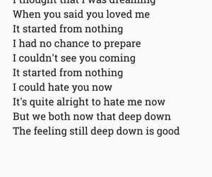 ivy, Lyrics, and sadness image