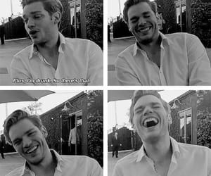 shadowhunters, dominic sherwood, and drunk image
