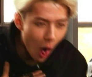 kpop, exo, and meme image