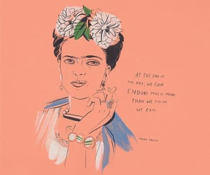 quotes, frida kahlo, and art image
