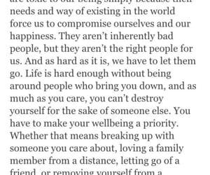 heartbreak, hurt, and let go image