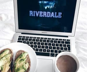 riverdale, food, and series image